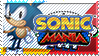 Sonic Mania Stamp by SpeendlexMK2