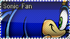 Sonic FAn Stamp by SpeendlexMK2