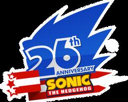 Sonic26th by SpeendlexMK2