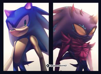 Black Verge Sonic
