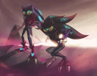 [CM] Black Verge | Sonic and Fargus
