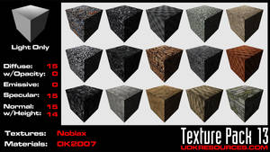 UDK Texture Pack 13