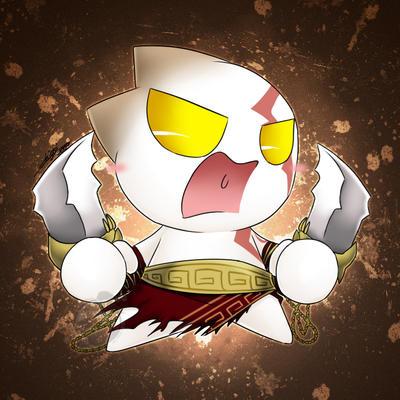 Котики Onion_Kratos_by_onionhead_fever