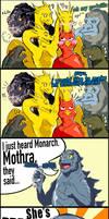 Mothra is preganananant