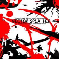 Brushes: Vector Splatter by achodesign