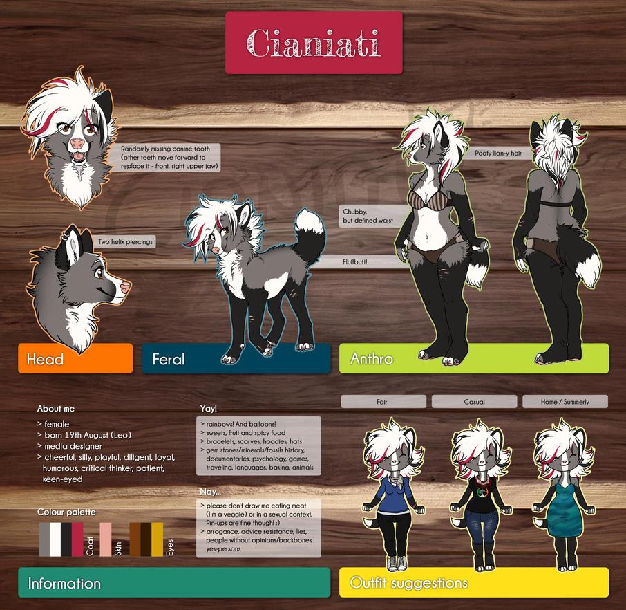 Cianiati Ref 1.3 by Cianiati