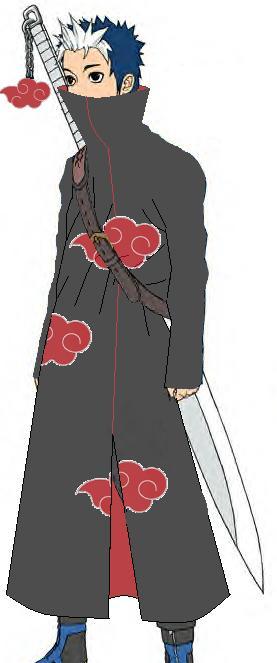 Naruto: Akatsuki Ryo by Notgonnausethis on DeviantArt