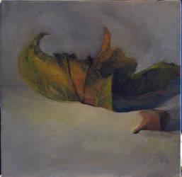 Fall Leaf by Shehaub