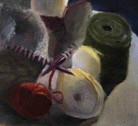 Knitting by Shehaub