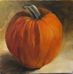 Proud Pumpkin by Shehaub