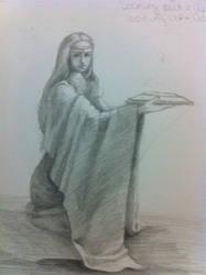 Maiden Receiving by Shehaub