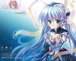planetarian desktop by kozumura