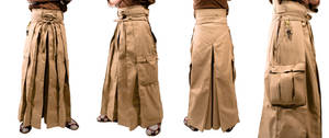 Canvas Hakama by Marcusstratus
