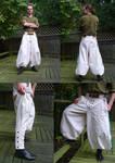 White Steeplejacks