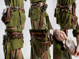 Wize Man's Belt by Marcusstratus