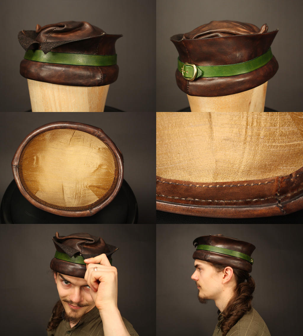 Brownie Hat by Marcusstratus