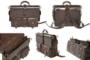 Heirloom Bag by Marcusstratus