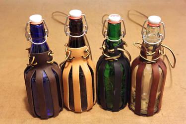 Bottle Slings 7 by Marcusstratus