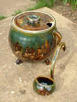 Cauldron Soup Terrine by Marcusstratus