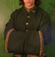 Yargh jacket closeup by Marcusstratus