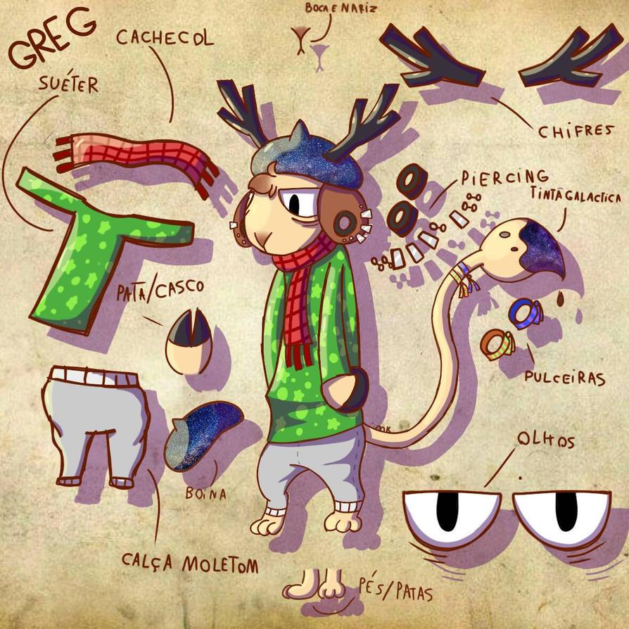 Edgy Greg (OC) by EdgyGreg