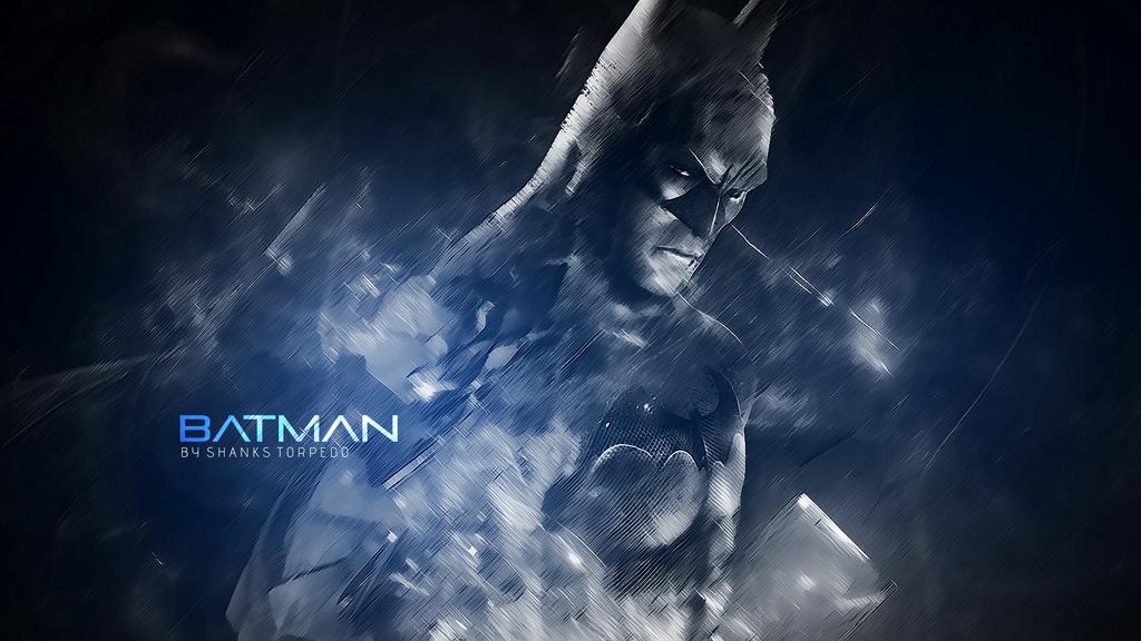BATMAN by ShanksTorpedo