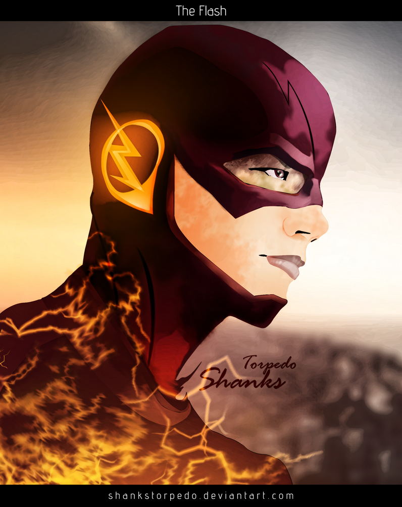 The Flash by ShanksTorpedo
