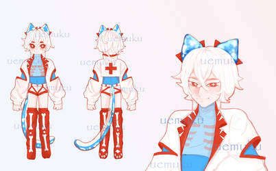 doctor cat!!! auction! [CLOSED] by Uemukudia