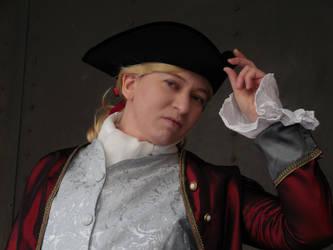 Monsieur de Lioncourt by Kriegerprinz
