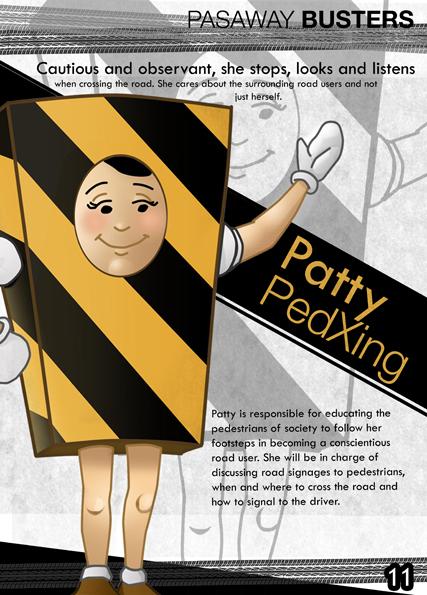 Pasaway: Patty by eathan28