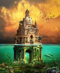 Under water by Laura-Graph