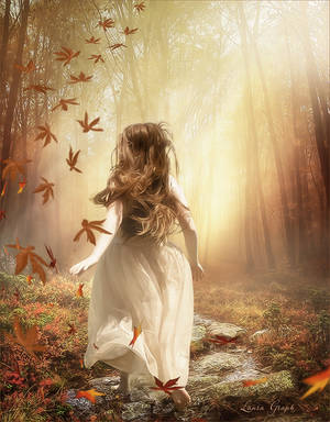L automne by Laura-Graph