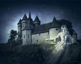Le chateau et la princesse by Laura-Graph