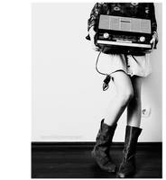 riot radio II by MATHILDAsDREAMS