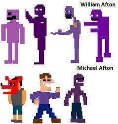 Two Purple Guys