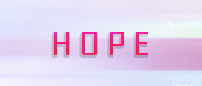 Hope by Hend25