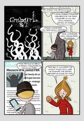 Crabgirl and I 106: Article