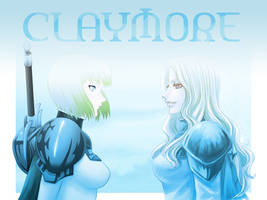 Claymore Teresa Clare by Ekyosan