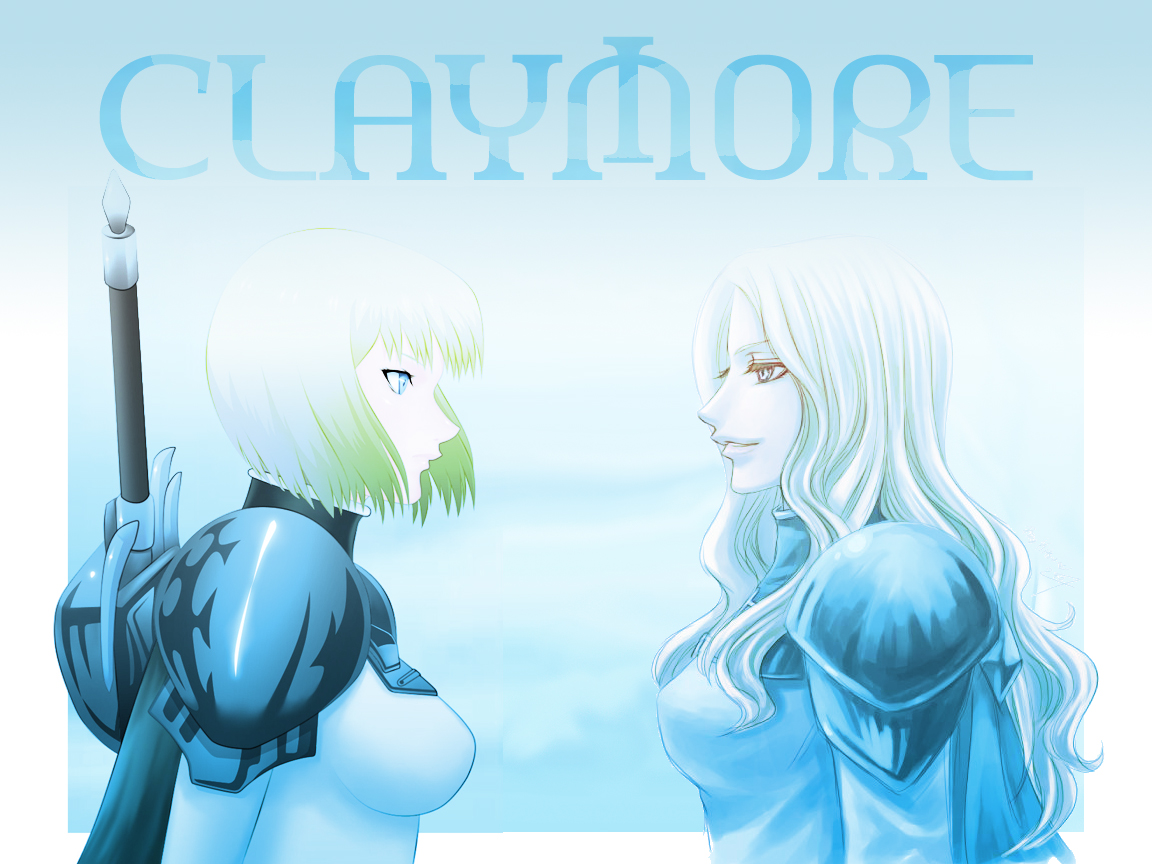 Claymore Clare And Teresa