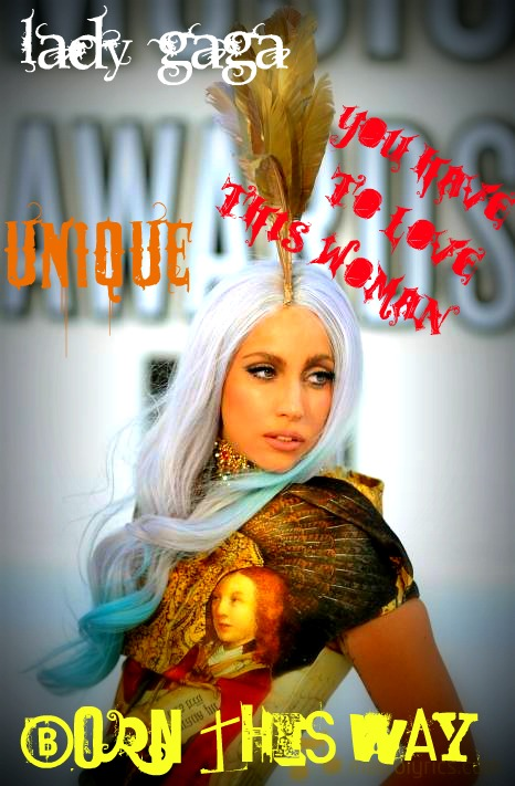 You Gotta Love This Woman by ladygagaluvR