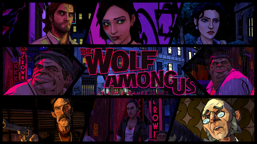 The Wolf Among Us Wallpaper By Maestro221