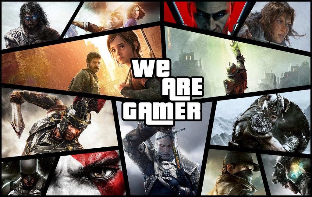 i am a Gamer Wallpaper 1920x1080 images  Hdimagelib