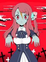 Zombieland Saga - The Idol of the Dead by KoltonKennedy