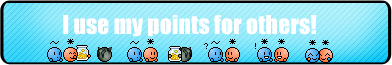 Banner::Points for others