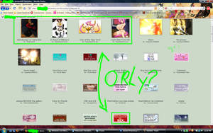SC::O RLY by Rayne-Is-Butts