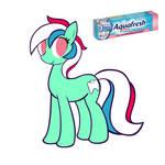 Aquafresh is best pony
