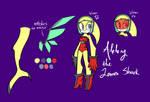 CrapRef:: Abby the Lemon Shark
