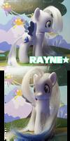 MLP.Custom: Rayne the Songbird:
