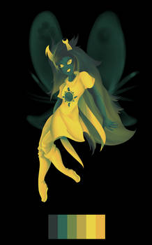 limited palette thief of light