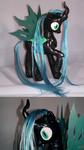 Custom Pony: Queen Chrysalis